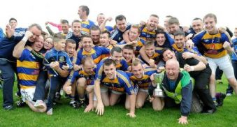 Junior Hurling Champions 2015